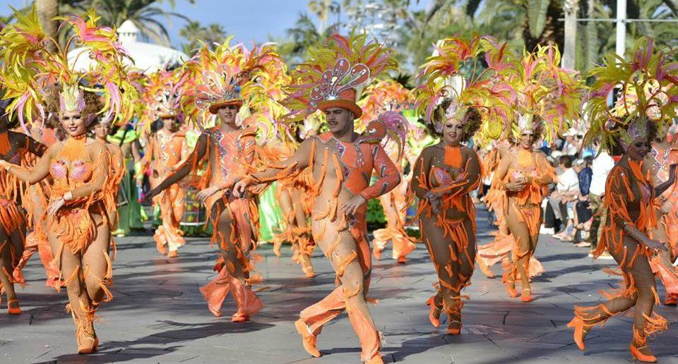 Carnaval Puerto de La Cruz