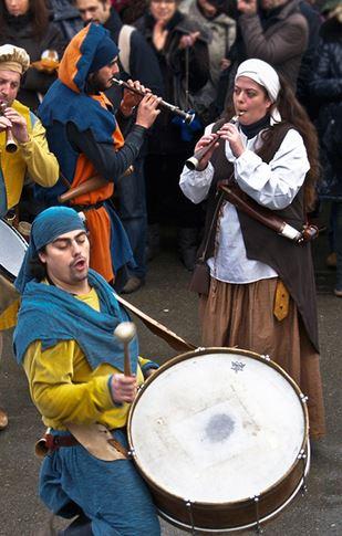 Festa Major d'Hivern de Sant Vicenç de Montalt