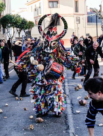 Fiesta Jarramplas de Piornal