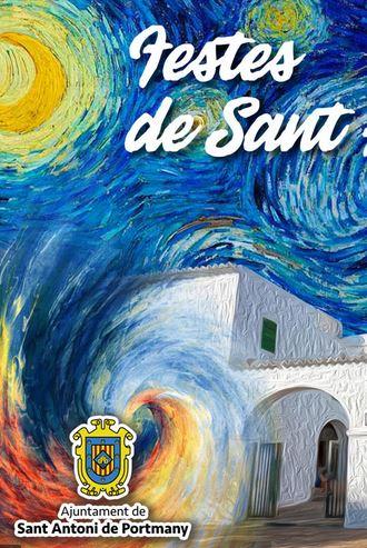 Fiesta Sant Antoni en San Antonio de Portmany