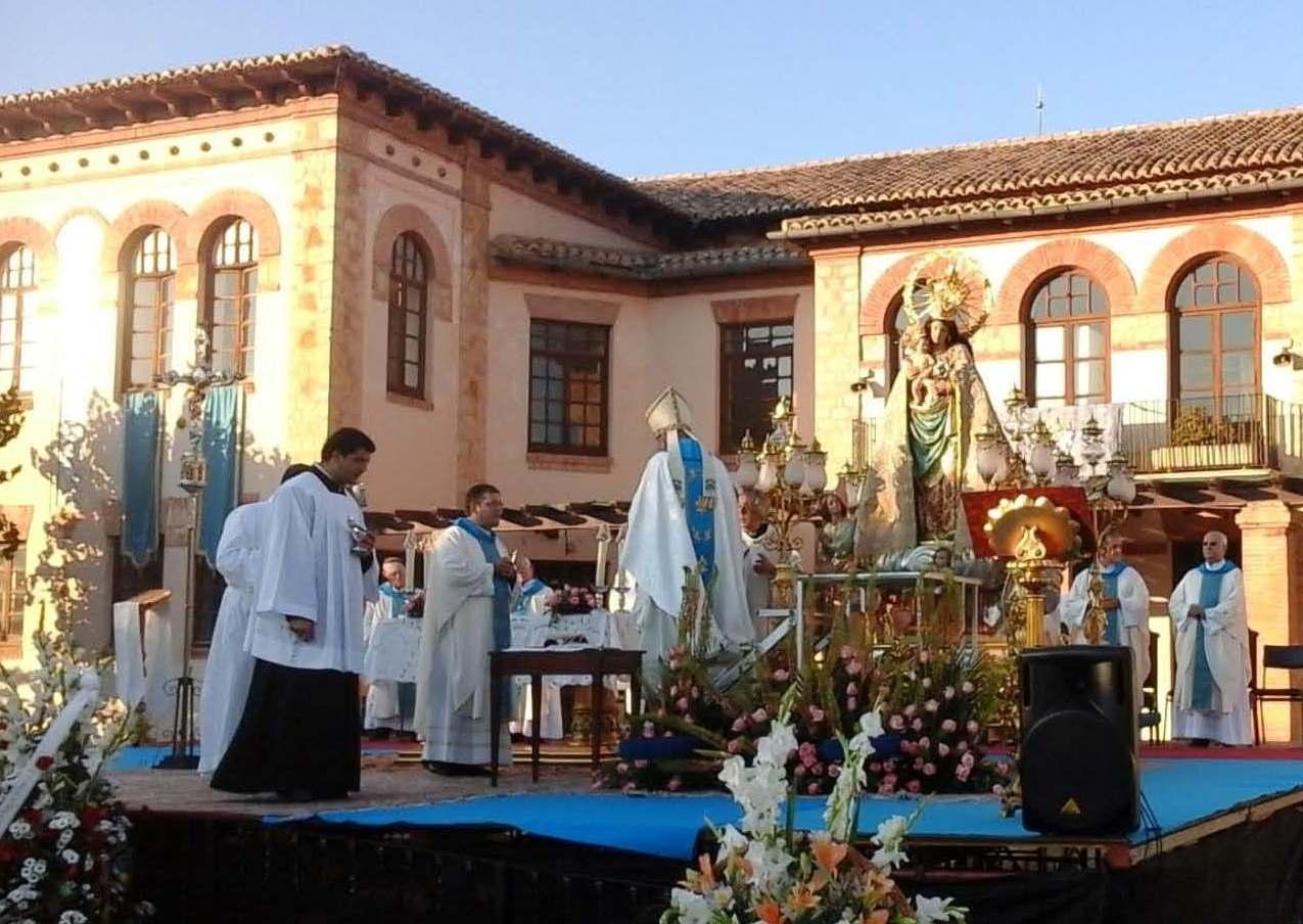 Fiesta Virgen de la Paz de Villar del Arzobispo