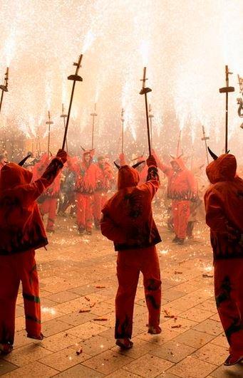Fiestas Mayores de Invierno de Vila-Seca