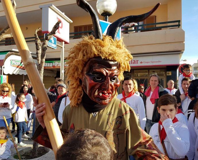 Sant Antoni en Capdepera y Cala Rajada