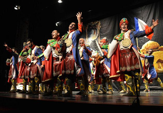 Carnaval de Cabra