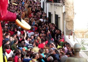 Fiestas San Sebastián de Lubrín