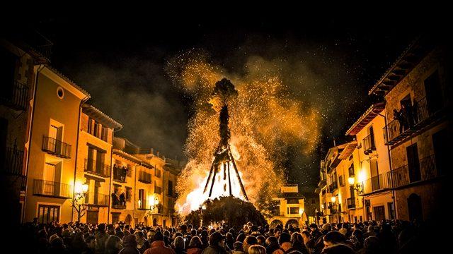 Fiesta Santatonà de Forcall