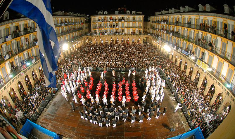 Tamborrada San Sebastián