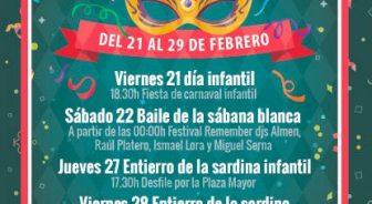 Carnaval de Ayora 2020