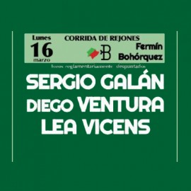 Feria Taurina la Magdalena de Castellón 2020