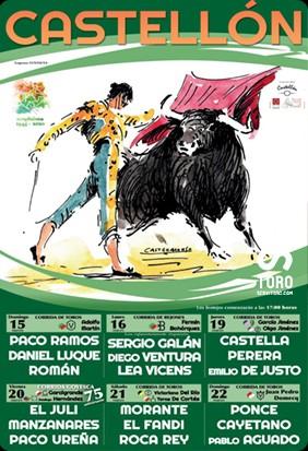Feria Taurina la Magdalena de Castellón