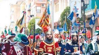 Moros y Cristianos de Sax