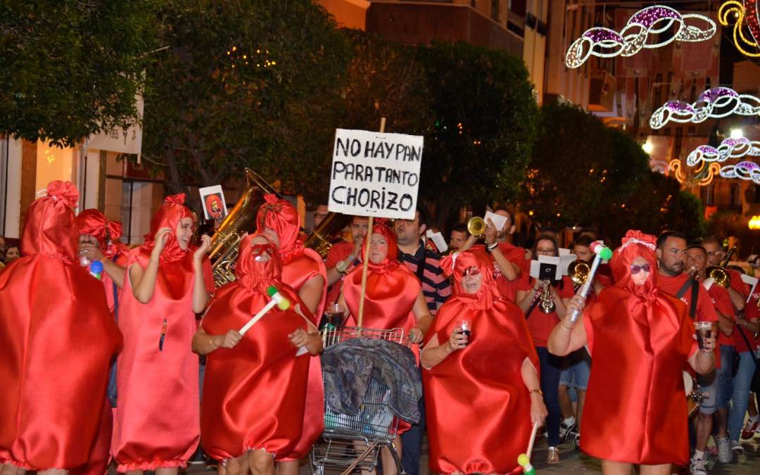 Carnavales de Pego