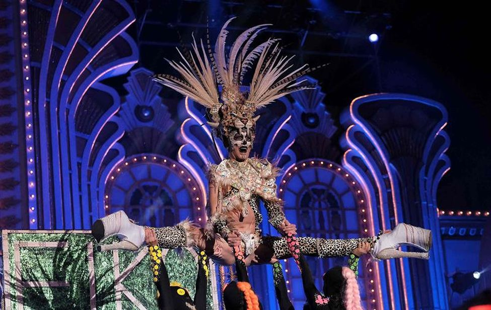 Carnaval de Maspalomas