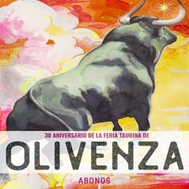 Feria Taurina de Olivenza 2020
