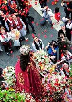 Fiesta de la Primavera Murcia