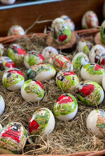Fiesta de los Huevos Pintos de Pola de Siero