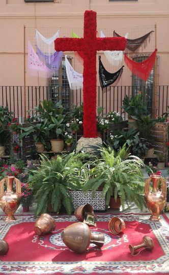 Cruces de Mayo de Almería