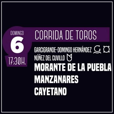 Feria Taurina del Pilar de Zaragoza
