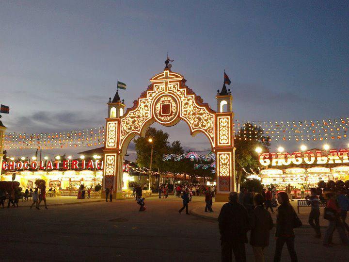 Feria mairena del alcor fiestas espa a for Piscina mairena del alcor 2017