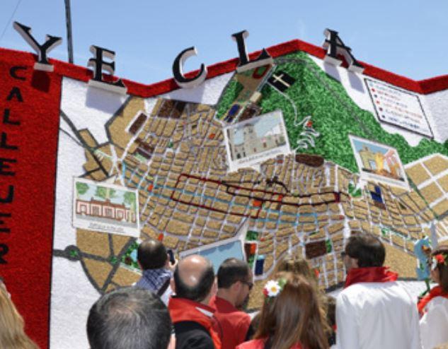 Fiestas San Isidro de Yecla