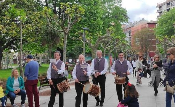 Fiestas de San Jorge en Santurtzi