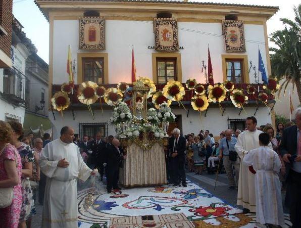 Fiestas del Corpus y Virgen de la Salud de Archena