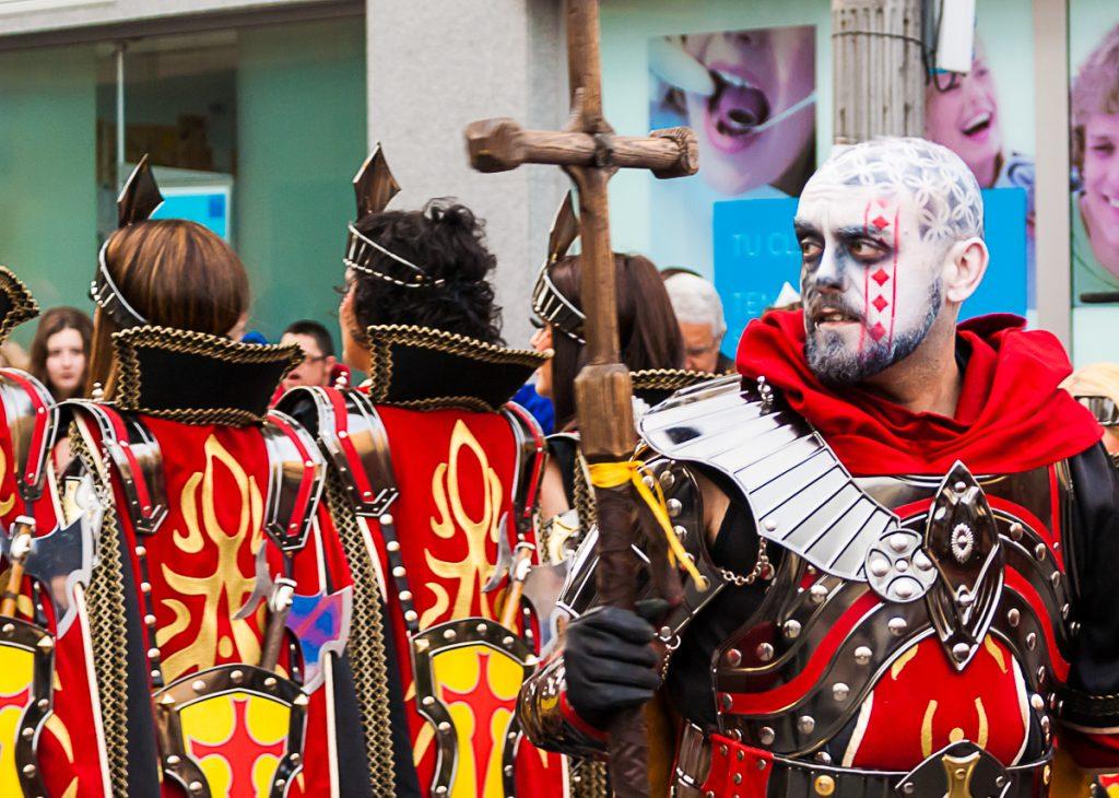 Moros y Cristianos de Sant Vicent del Raspeig