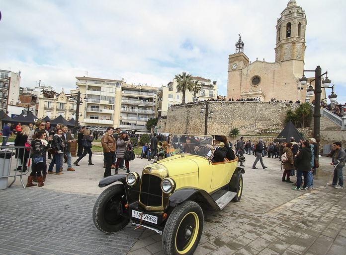 Rally Internacional de Coches de Época de Sitges