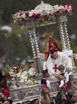 Romería de Nuestra Señora de la Cabeza de Andújar