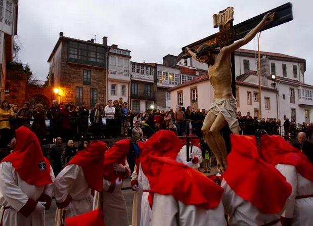 Semana Santa Santiago de Compostela