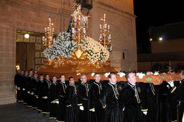 Semana Santa Alhama de Murcia,fiestas españa