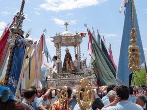 programa Romería Nuestra señora de la Cabeza Andújar
