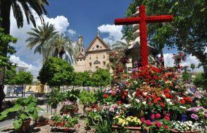 Cruces de Mayo de Córdoba, fiestas provincia de cordoba