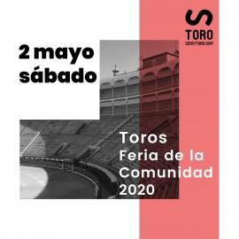 feria de la comunidad de Madrid 2020
