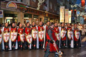 Moros y Cristianos de Almansa