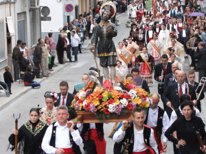 Fiestas San Isidro de Yecla, fiestas en la region de murcia