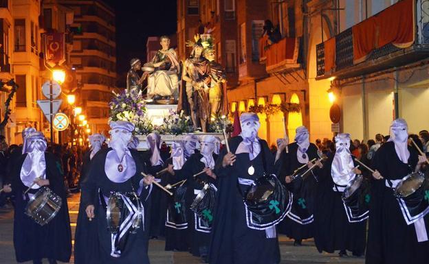 Semana Santa Calahorra, fiestas españa