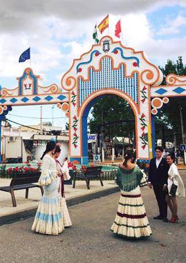 Feria y Fiestas en Lora del Río