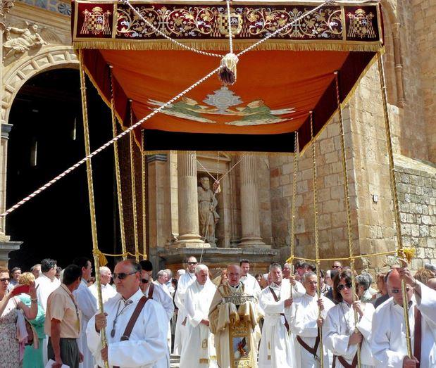 Fiesta Corpus de Daroca