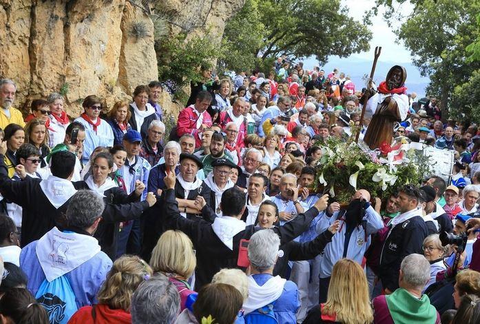 Fiesta San Juan del Monte de Miranda de Ebro