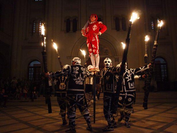 Fiestas Patronales de Cetina
