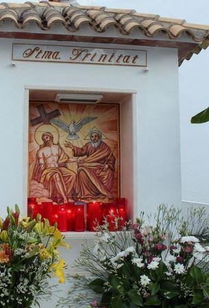 Fiestas Santíssima Trinitat de Altea