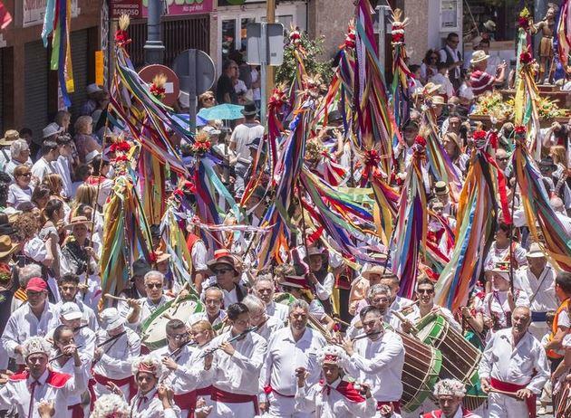 Fiestas de Mayo de los Realejos