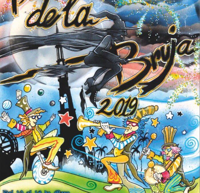 Fiestas de Mayo de la Bruja de Alcantarilla