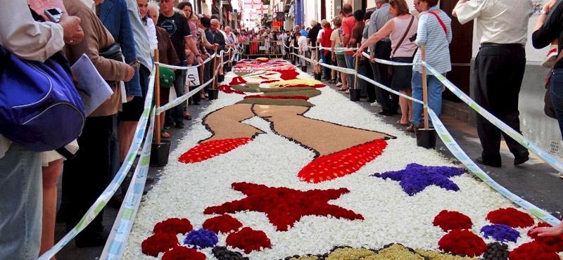 programa Corpus Christi de Sitges