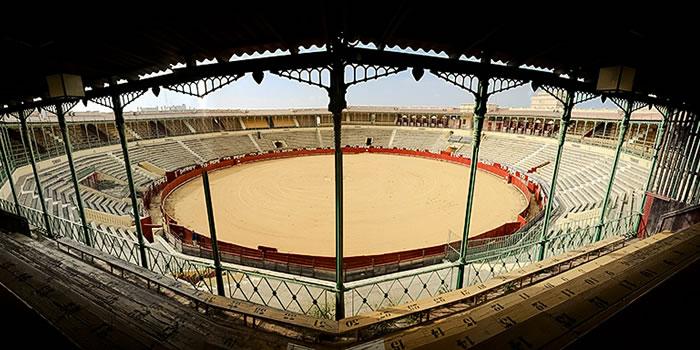 plaza de toros de jerez, feria taurina del caballo, fiestas españa