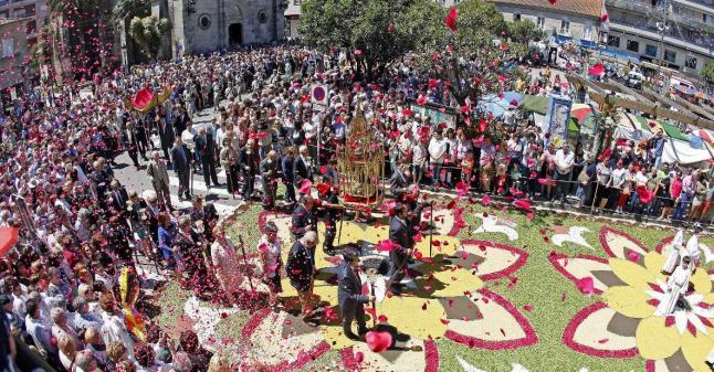 Corpus Christi Ponteareas