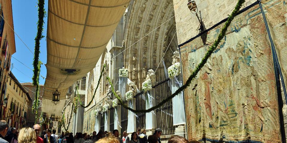 programa Semana Grande Corpus Christi de Toledo