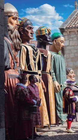 Fiesta del Curpillos de Burgos