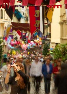 Fiestas Patronales de San Bernabé de El Escorial